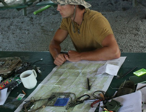 Land Navigation Course
