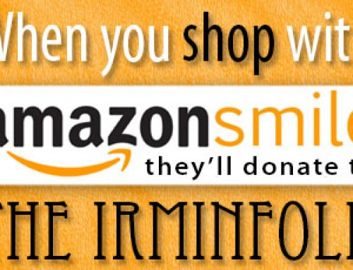 Amazon Smile – Support  the Irminfolk while you shop