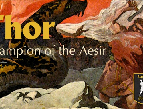 Thor – Champion of the Aesir